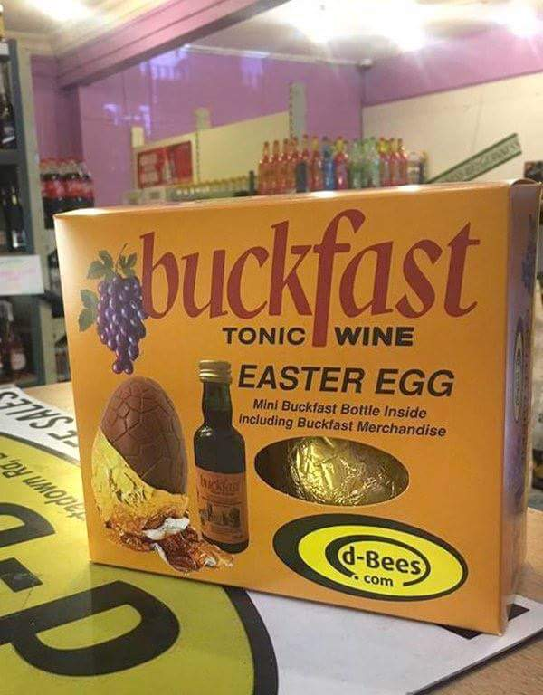 Happy Easter everyone….hic