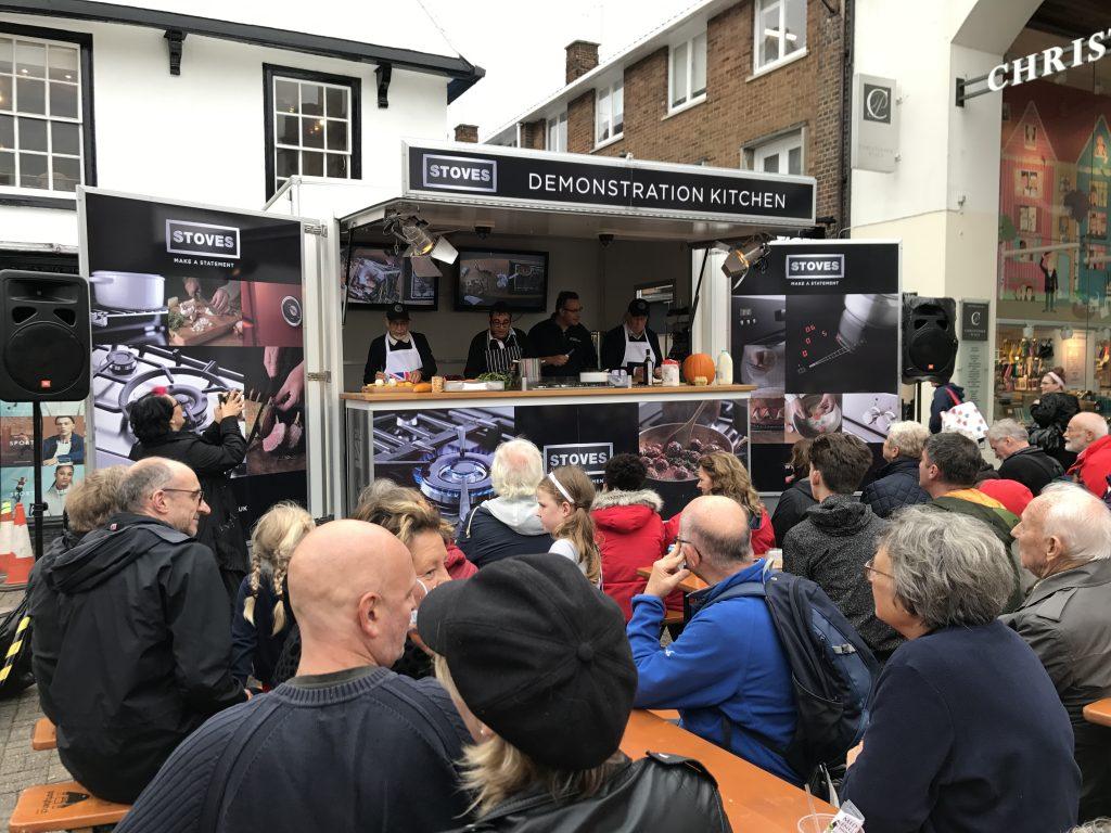 St Albans Street Food Festival