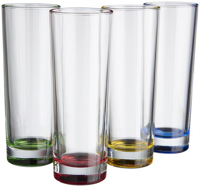 Branded Promotional Glassware